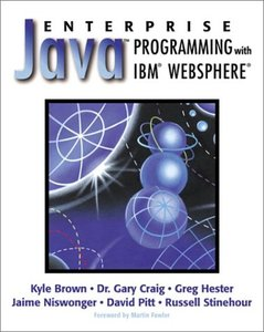 Enterprise Java Programming with IBM Websphere (Paperback)-cover