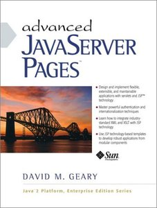 Advanced JavaServer Pages (Paperback)-cover