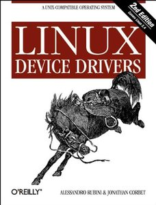 Linux Device Drivers, 2/e-cover