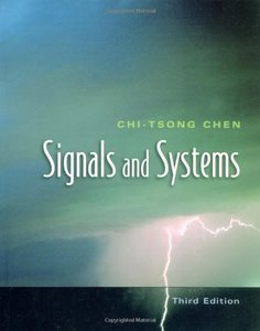 Signals and Systems, 3/e (Hardcover)-cover