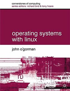 Operating Systems with Linux-cover