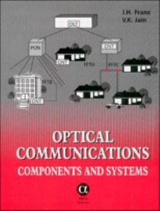 Optical Communications: Components and Systems-cover