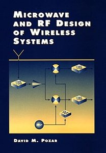 Microwave and Rf Design of Wireless Systems (Hardcover)-cover
