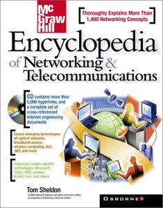 McGraw-Hill's Encyclopedia of Networking & Telecommunications, 2/e