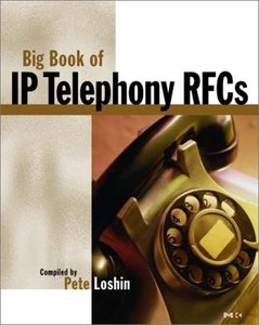 Big Book of IP Telephony RFCs-cover