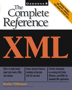 XML: The Complete Reference (Paperback)-cover