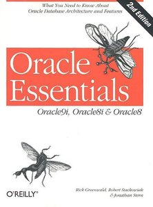 Oracle Essentials: Oracle9i, Oracle8i & Oracle8, 2/e (Paperback)-cover