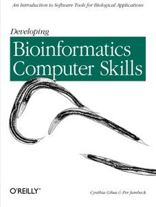 Developing Bioinformatics Computer Skills (Paperback)-cover