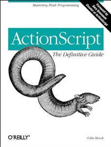 ActionScript: The Definitive Guide (Paperback)-cover