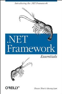 .NET Framework Essentials (Paperback)-cover