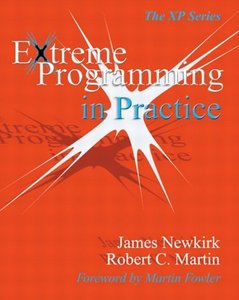 Extreme Programming in Practice (Paperback)-cover