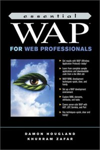 Essential WAP for Web Professionals-cover