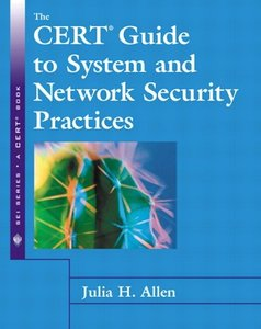 The CERT Guide to System and Network Security Practices (Paperback)-cover