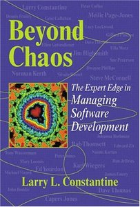 Beyond Chaos: The Expert Edge in Managing Software Development-cover