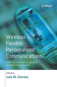 Wireless Flexible Personalised Communications-cover