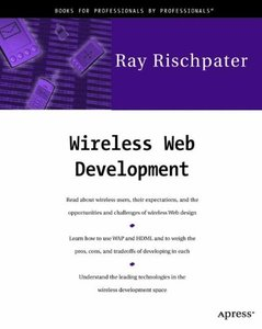Wireless Web Development-cover