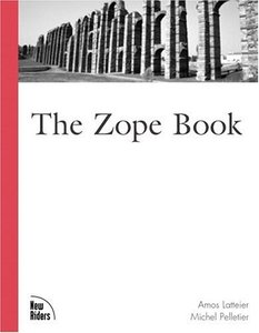 The Zope Book-cover