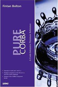 Pure CORBA-cover