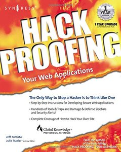 Hack Proofing Your Web Applications-cover