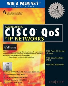 Administering Cisco QOS for IP Networks
