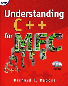 Understanding C++ for MFC (Paperback)-cover