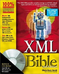 XML Bible, 2/e-cover