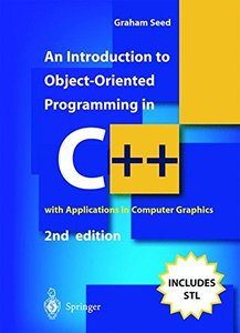 An Introduction to Object-Oriented Programming in C++, 2/e-cover