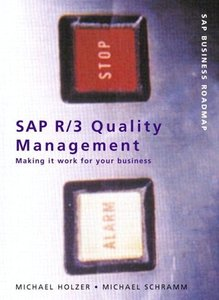 SAP R/3 Quality Management: Making It Work for Your Business-cover