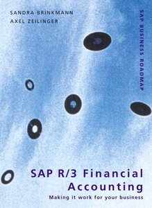 SAP R/3 Financial Accounting-cover