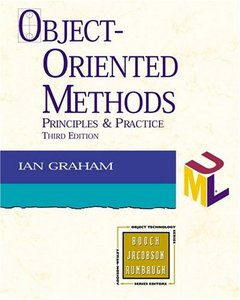 Object-Oriented Methods: Principles and Practice-cover
