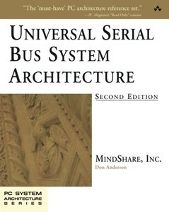 Universal Serial Bus System Architecture, 2/e (Paperback)-cover