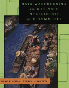 Data Warehousing and Business Intelligence for E-Commerce-cover