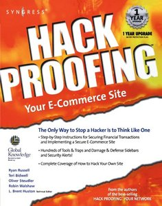 Hack Proofing Your E-Commerce Site-cover