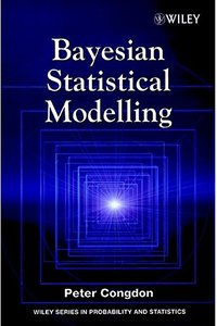 Bayesian Statistical Modelling-cover