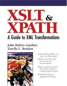XSLT and XPATH: A Guide to XML Transformations (Paperback)-cover