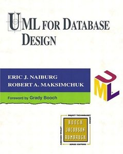 UML for Database Design-cover