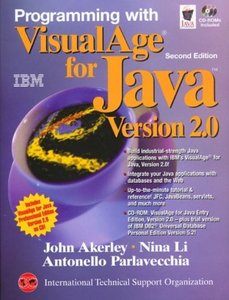 Programming With VisualAge for Java Version 3.5, 3/e (Paperback)-cover