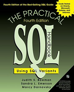 The Practical SQL Handbook: Using SQL Variants, 4/e (Paperback)-cover