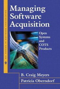 Managing Software Acquisition: Open Systems and COTS Products-cover