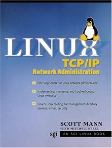 LINUX TCP/IP Network Administration (Paperback)-cover