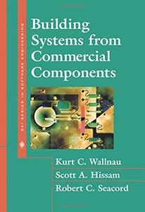 Building Systems from Commercial Components-cover