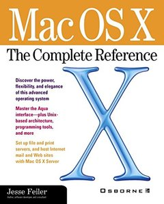 Mac OS X: The Complete Reference, 2/e-cover