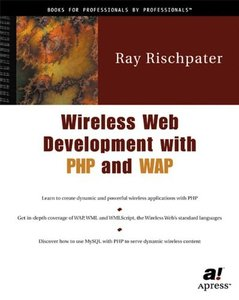 Wireless Web Development with PHP and WAP-cover