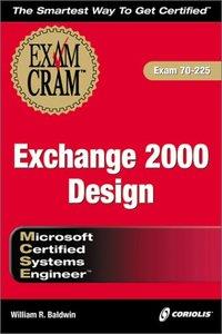 MCSE Exchange 2000 Design Exam Cram: Exam: 70-225-cover