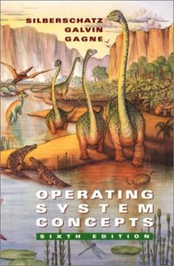 Operating System Concepts, 6/e-cover