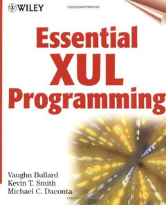 Essential XUL Programming