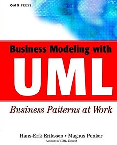 Business Modeling With UML: Business Patterns at Work (Paperback)-cover