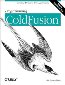 Programming ColdFusion (Paperback)-cover