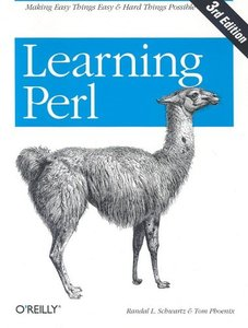 Learning Perl, 3/e-cover