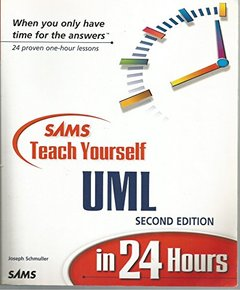Sam's Teach Yourself UML in 24 Hours, 2/e-cover